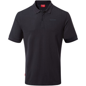 Craghoppers Nosilife Mani Polo T-Shirt À Manches Courtes Homme, dark navy